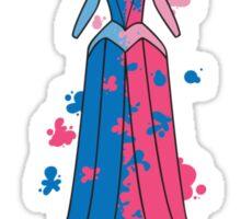 Aurora Dress Sticker