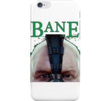 Bane - Front PC Sticker iPhone Case/Skin