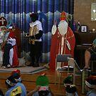 Today IS!! 5 December. St Nicholas Day (Sinterklaas Dag). One more picture! by MrJoop