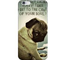 licks iPhone Case/Skin