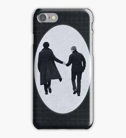 back together iPhone Case/Skin
