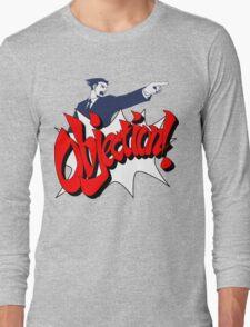 Objection Long Sleeve T-Shirt