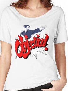Objection Women's Relaxed Fit T-Shirt