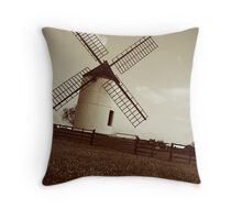 Ashton Windmill 11 Throw Pillow