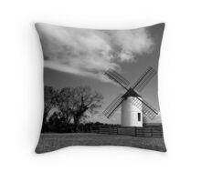 Ashton Windmill 9 Throw Pillow