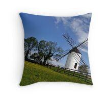 Ashton Windmill 6 Throw Pillow