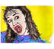 Miranda Sings Poster