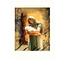 The Birth of Salvation Art Print
