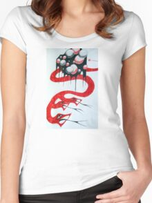 Sun Serpent Women's Fitted Scoop T-Shirt