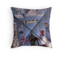 Hang me out to Dry (Hills Hoist 2) Throw Pillow
