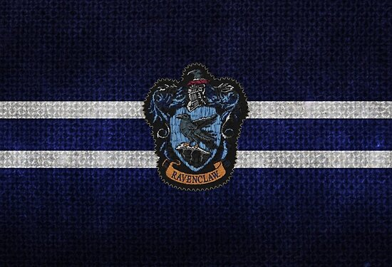 Ravenclaw Knitted by Serdd