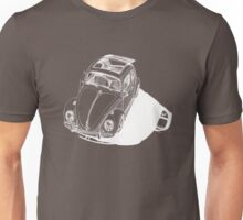 VW shadow in white Unisex T-Shirt