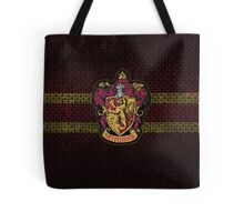 Gryffindor Knitted Tote Bag