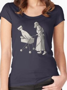 Pride and Joy Women's Fitted Scoop T-Shirt