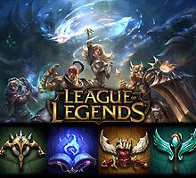 League of Legends by Jonathan Masvidal