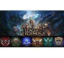 League of Legends Photographic Print