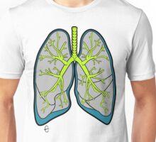 Big Lungs 2 Unisex T-Shirt