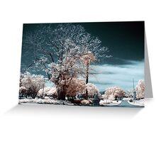 Narnia Greeting Card