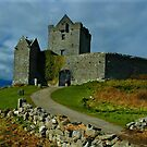 Dunguaire Castle by Kalena Chappell