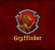 Gryffindor Scruffed by Serdd
