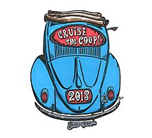 Cruise the Coop  Photographic Print