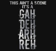 GAH! DEH! ARH! REH! by ericarkitchen