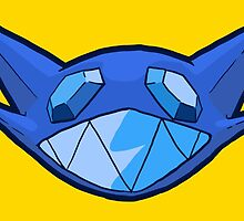 YOUNGSTER SABLEYE by Iris-sempi