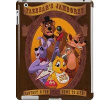 Fazbear's Jamboree iPad Case/Skin