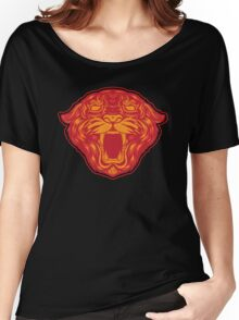Wild - Panther Women's Relaxed Fit T-Shirt