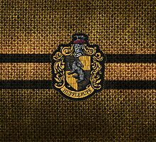 Hufflepuff Knitted by Serdd
