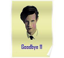 Tribute to Matt Smith's Doctor Poster