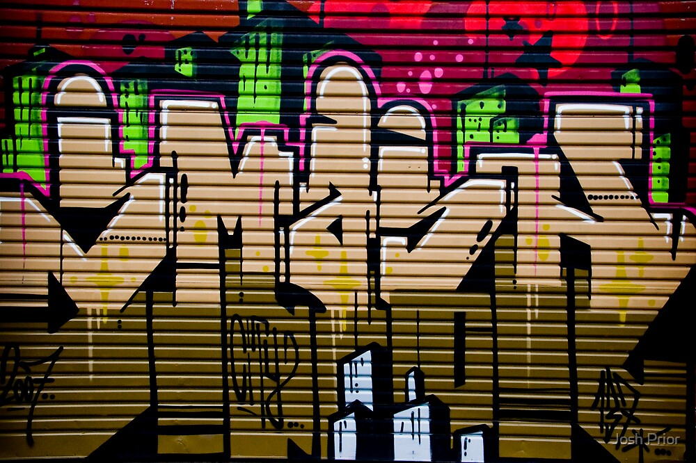 Urban Artist02 by Josh Prior