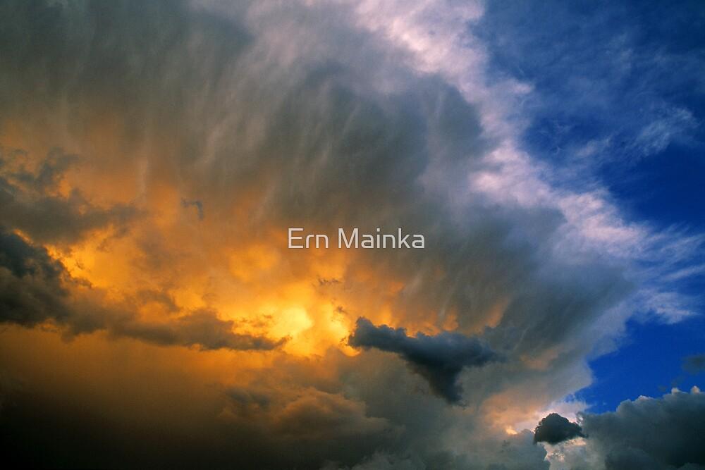 Cumulonimbus II by Ern Mainka