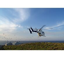 Helicopter Island Photographic Print