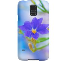 Glasshouse Glory - Dampiera Samsung Galaxy Case/Skin