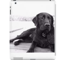 Abby on Crawford Pond iPad Case/Skin