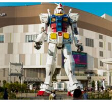 Gundam - Panorama Sticker