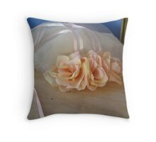 beauty of Suzette Throw Pillow