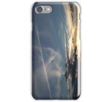 Panoramic Sunset iPhone Case/Skin