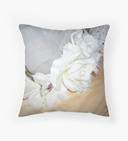 come see Eliza Throw Pillow