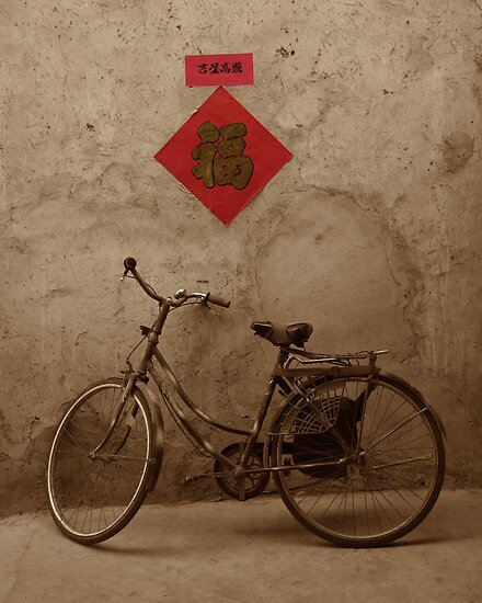 The Bicycle by KLiu