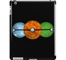 Pokemon Starters iPad Case/Skin