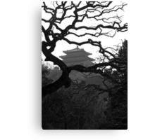 Coal Hill Canvas Print