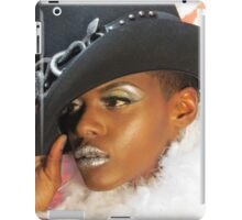 Hat iPad Case/Skin