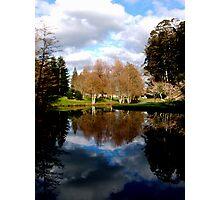 Reflective Moments Photographic Print