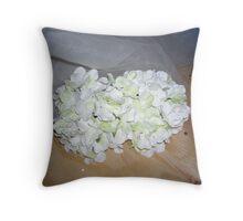 Essence of Gretchen Lauren Throw Pillow