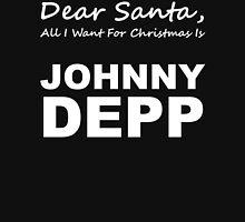 Dear Santa5 Womens Fitted T-Shirt