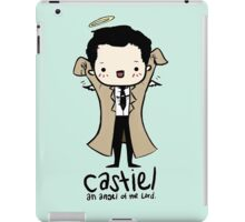 Castiel - Angel of the Lord iPad Case/Skin