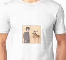 Annie Hall + Alice in Wonderland Unisex T-Shirt