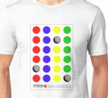 Twisted - War Games (Watch your Step - NFA VS UXO) Unisex T-Shirt